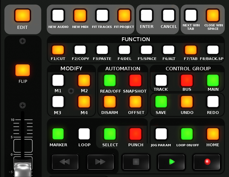 Behringer X Touch Cakewalk Forums